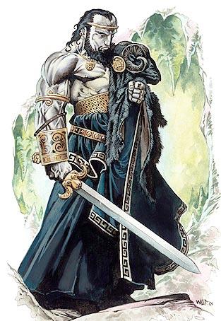 ฮาเดส หรือ เฮดีส (Hades) เทพเจ้าผู้ปกครองนรก และโลกหลังความตาย