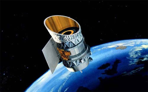 Infrared Astronomical Satellite (IRAS)