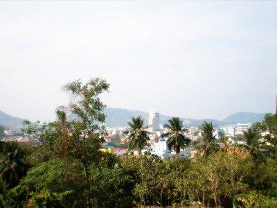 เมืองป่าตอง