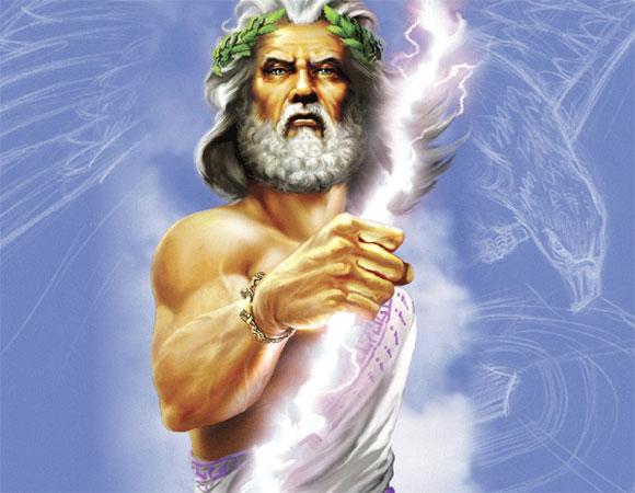 เทพซุส (Zeus) ราชาแห่งทวยเทพ