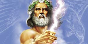 เทพซุส (Zeus)
