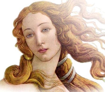 อโฟรไดท์ (อังกฤษ: Aphrodite; ละติน: Venus)