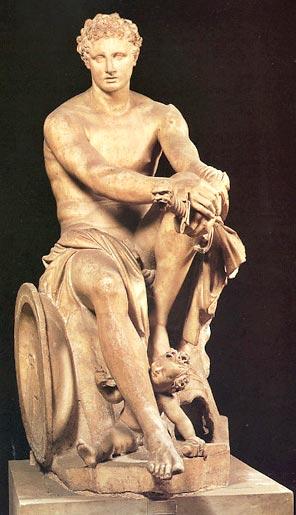 อาเรส หรือ เอรีส (Ares)