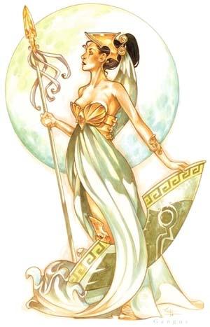 อาเธน่า (Athena) เทพีแห่งปัญญา