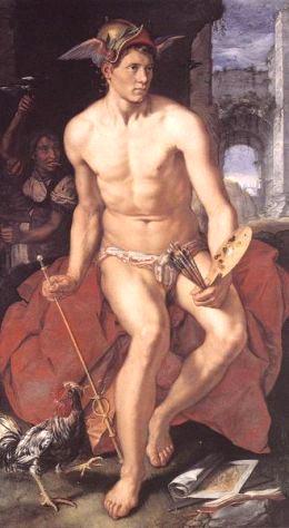 เฮอร์มีส (Hermes) หรือ เมอร์คิวรี่