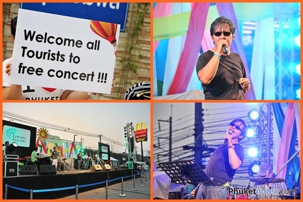 phuket concert