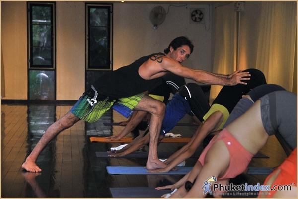 phuket yoga