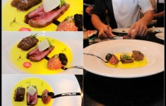 Acqua wine dinner