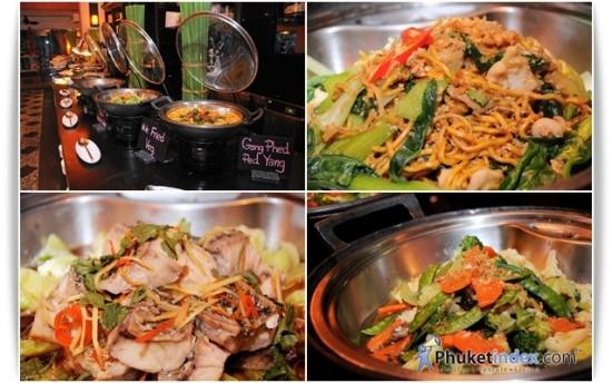 Buffet Dinner at JW Marriott Phuket Resort & Spa