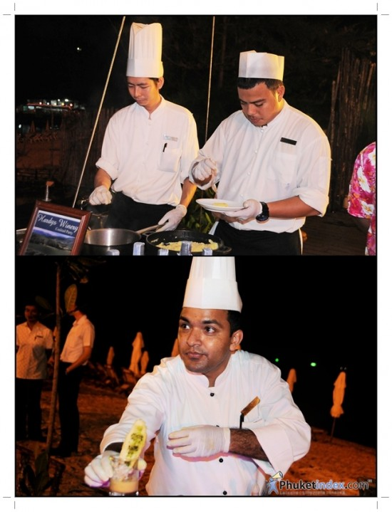 Wine Dinner at Centara Karon