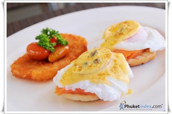 Angsanas' breakfast