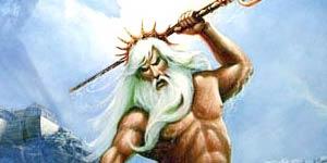 โพไซดอน หรือ โพเซดอน (Poseidon)