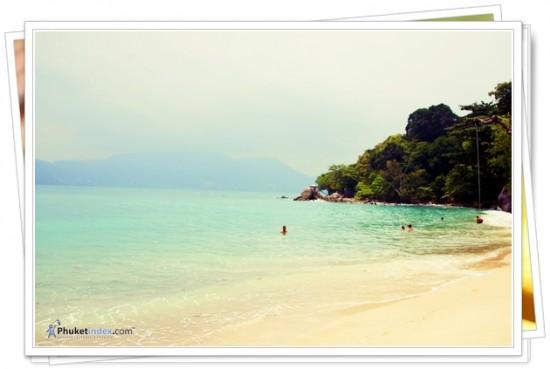 เงียบ สงบ สวย และสบาย ณ Paradise Beach
