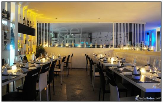 Acqua Restaurant at Kalim Beach