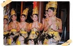 Loy Kratong at Andara
