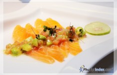 Wine dinner at Sam's Steaks & Grill Holiday Inn Patong