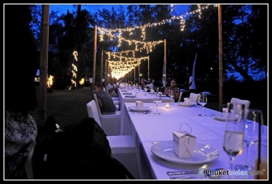 North Phuket's Longest Table Event