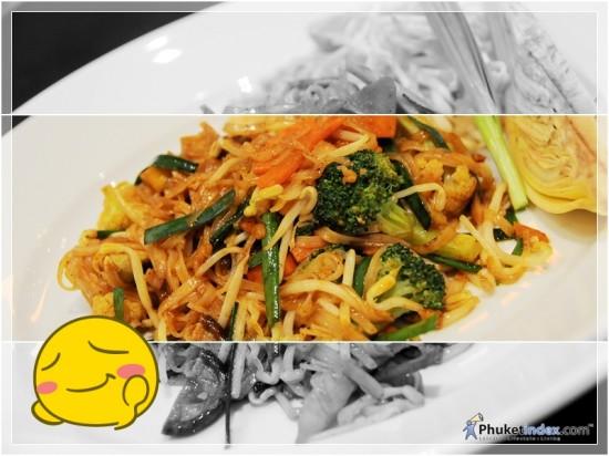 Vegetarian food @Renaissance